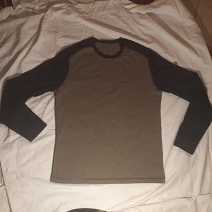 Like new lululemon surge warm long sleeve shirt